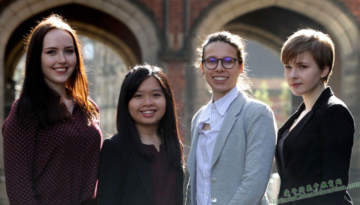 留学英国之纽卡斯尔大学:给予女性每一个机会