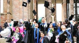 分享你最喜爱的考文垂大学记忆,赢得1000英镑的机会!